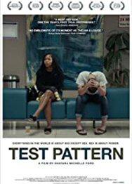 Watch trailer for test pattern